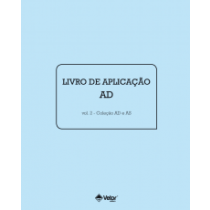 AD/AS - BLOCO DE RESPOSTA - AD C/ 25 FLS