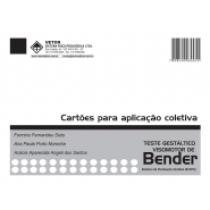 BENDER - FICHA DE APLICAÇÃO COLETIVA