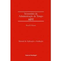 ADT - Inventário de administração do tempo - Manual