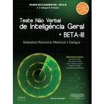BETA III: Teste Não Verbal de Inteligência Geral: Subtestes Códigos - Crivo de Correção