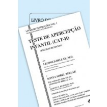 CAT-H - TESTE DE APERCEPÇÃO INFANTIL - COLEÇÃO