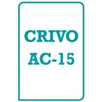 AC 15 - CRIVO CORREÇÃO