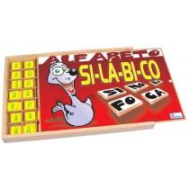 ALFABETO SILABICO C/ 359 PEÇAS (SQ)
