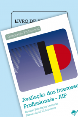 AIP- AVALIAÇÃO DE INTERESSE PROFISSIONAL - COLEÇÃO